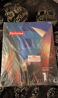 Portales Introductory Spanish 1 Textbook