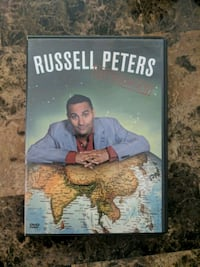 Russell Peters DVD Toronto, M3J