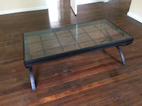 Magnetic Glass Living Room Table Union, 07083