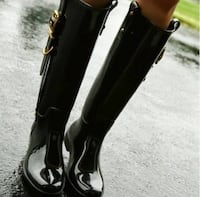 Authentic Coach Rain Boots Sz 5 Toronto, M6G 3A6