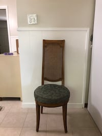 Vintage Mid Centry CaneBack Chair