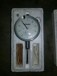 Machinist Tool dial Indicator Gage w/Base Simpsonville, 29681