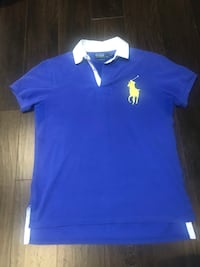 Polo Golf Shirt - Medium - Authentic Oakville, L6M 0T8