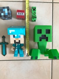 Mine Craft Collectable Figures Richmond Hill, L4B 4G1