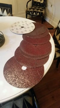 Sanding Discs for floor sander Cambridge, N1T