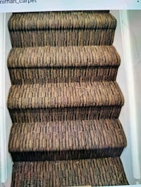 Box stairs carpet Mississauga, L4X 1V7