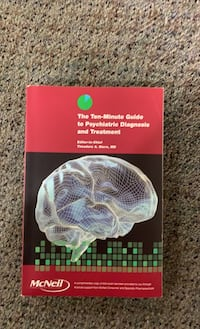 The Ten-Minute Guide to Psychiatric Diagnosis and Treatment Towson, 21252