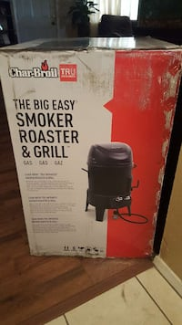 Smoker Roaster and Grill