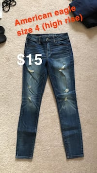 Jeans for sale! Prices & sizes listed on the photos  Edmonton, T6T 0M7