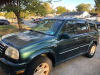 2001 Suzuki XL-7 v6 third row seat  Glen Burnie