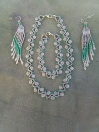 Hand crafted jewellery set Surrey, V3X 1T3