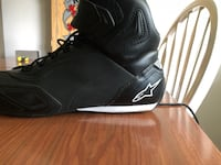 Size 11 Alpinestars motorcycle boots Waterloo, N2L 3Y7