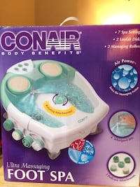 Conair Ultra Massaging Foot Spa Burtonsville, 20866