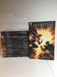Injustice DC Comics