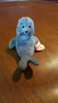Slippery the Seal Ty Beanie Baby Rockville