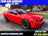 Ford Mustang 2014 Norfolk