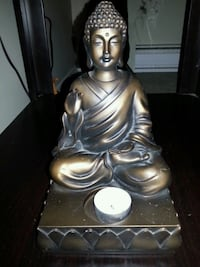 PartyLite Buddha Candle Holder