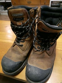 Men's Dakota tmax winter boots mens 10 London, N5Z
