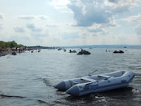 11 ft inflatable boat