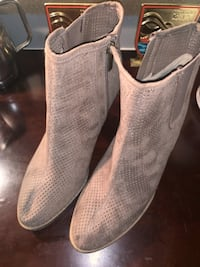 Booties  Concord