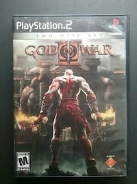$15 God Of War II Special Edition For Playstation 2 NTSC US Import Vancouver