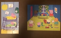 Peppa Pig Puzzles Gonzales, 70737