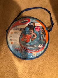 Pool float for baby