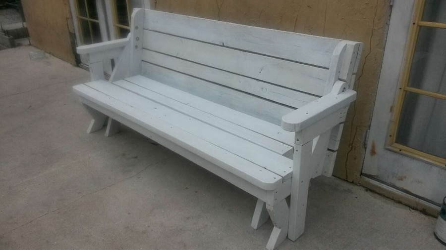 Used bench picnic table in west palm beach for Table 52 west palm beach