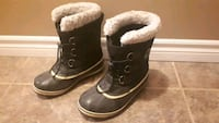 Boys sorel boots  London, N5V 5J3