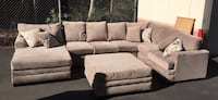 Large sectional couch Long Beach, 90807