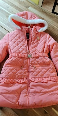 Orange pink quilting outer for winter (Brand new) Bradford West Gwillimbury, L3Z 3A7
