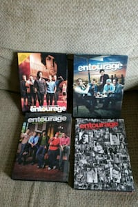Entourage DVD first 3 seasons