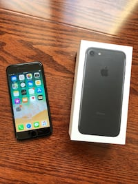 128GB Apple iPhone 7 Matte Black - AS IS Mississauga, L4Z