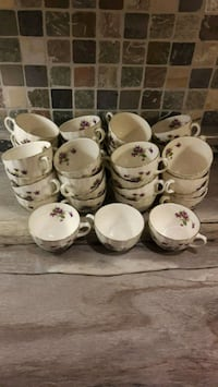 matching tea cups 35+ in the lot London, N6K 2G7
