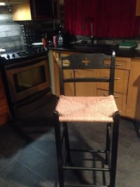 Beautiful Whisker and wood tall bar stool  null, V0R
