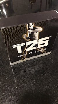 Beachbody Focus T25  sequel to Insanity Workout Los Angeles, 90012