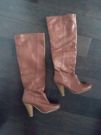 Leather Boots (6.5) Milton, L9T 8B9