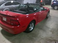 2004 Ford Mustang 40th anniversary series Crowley, 76036