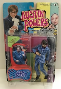 Austin Powers Figurines