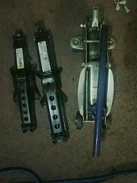two black and blue metal tools Wichita, 67217