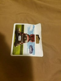Lowes gift card  Tulsa, 74105