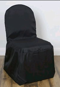 Black chair covers ,I have 100 Las Vegas, 89110