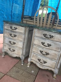 Set of two beautiful night stands/Dressers  Avenel, 07001