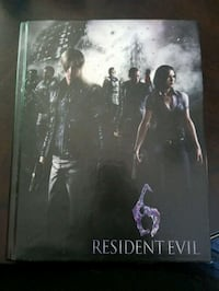 Resident Evil 6 Strategy Guide Los Angeles