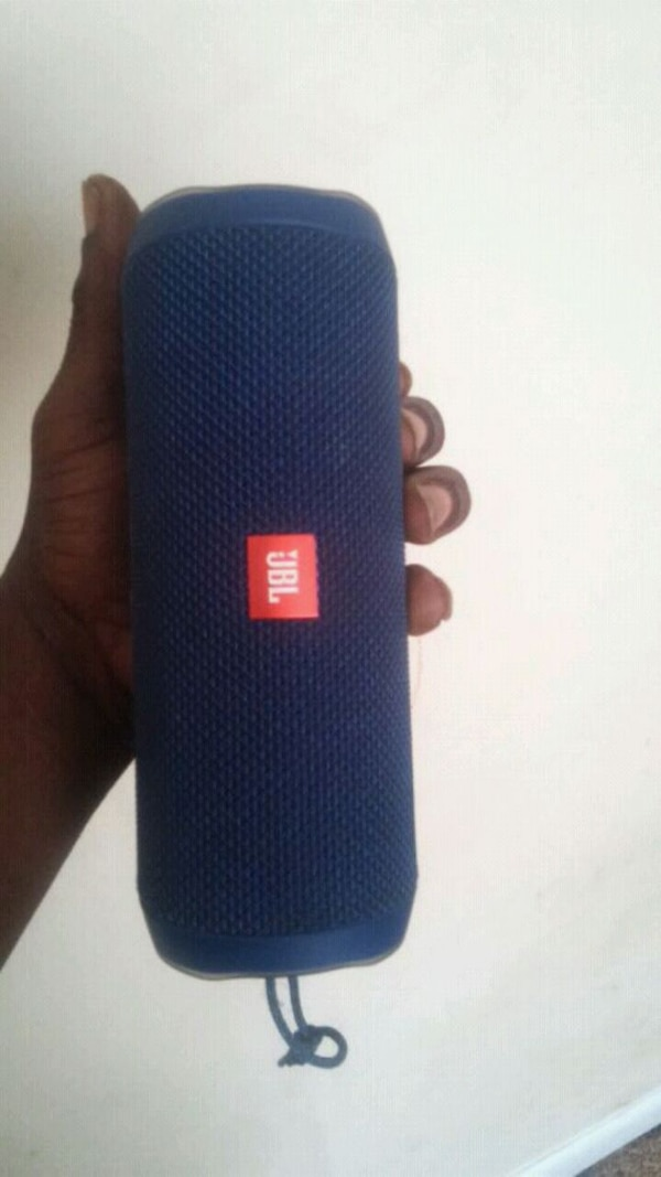 99f98467ca8 Used blue JBL portable bluetooth speaker for sale in Panama City - letgo