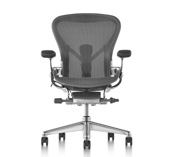 ba96969cfc2 Brukt Office Chair - Herman Miller Aeron Chair til salgs i New York - letgo