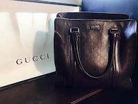 GUCCI LEATHER TOTE Burnaby, V5B 3A1