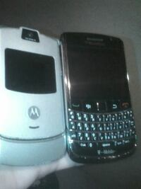 BlackBerry Bold ONLY 20 Madera