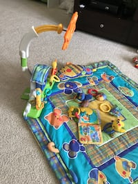 Fisher Price Infant Play Mat Morrisville