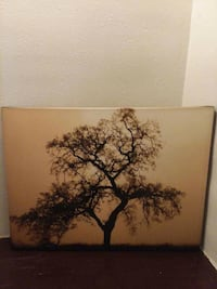 Tree near body of water painting Des Moines, 50321